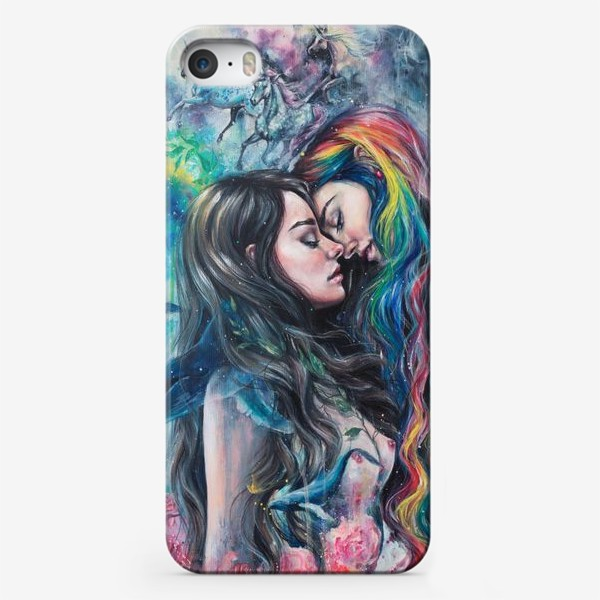 Чехол iPhone «COLOURFUL ME»