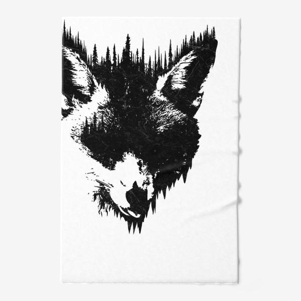 Полотенце «Forest Fox»