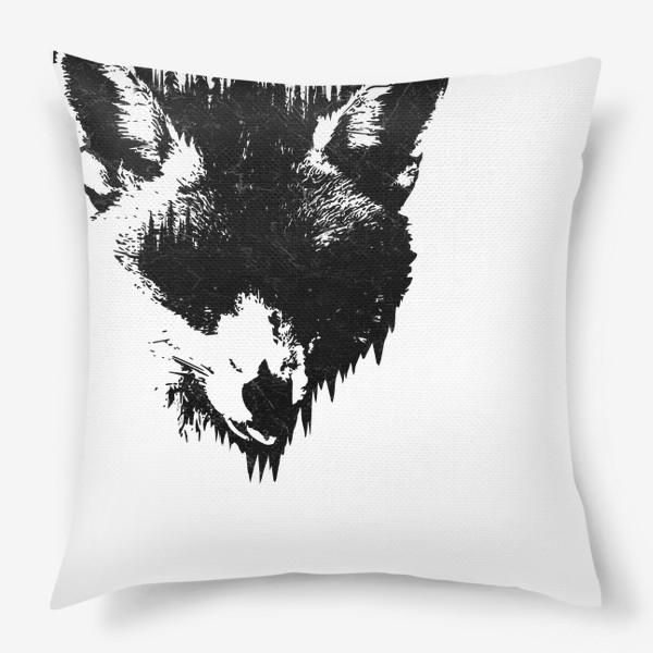 Подушка «Forest Fox»