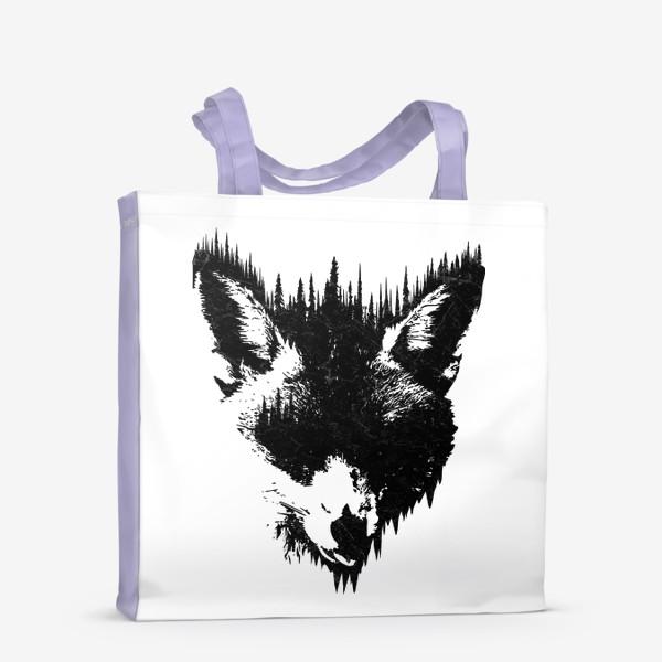 Сумка-шоппер «Forest Fox»