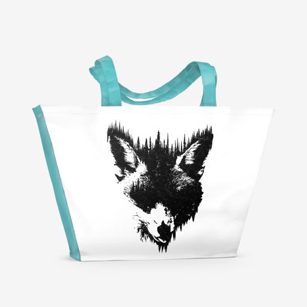 Пляжная сумка «Forest Fox»