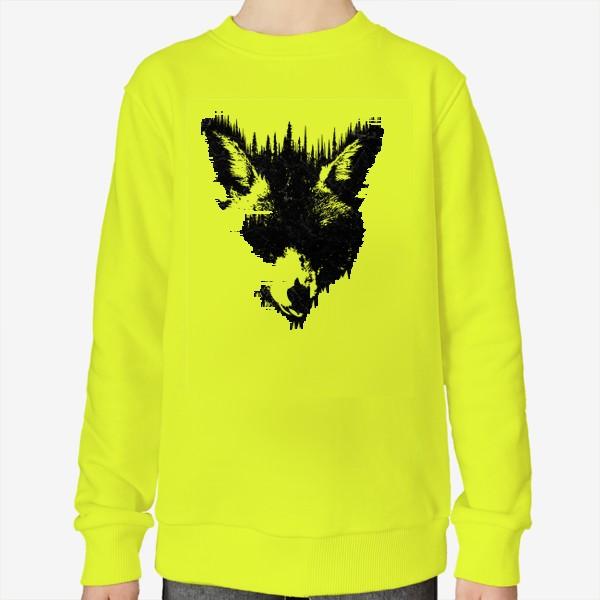 Свитшот «Forest Fox»
