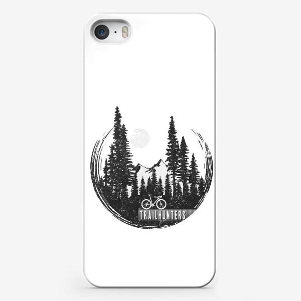 Чехол iPhone «Trailhunters»