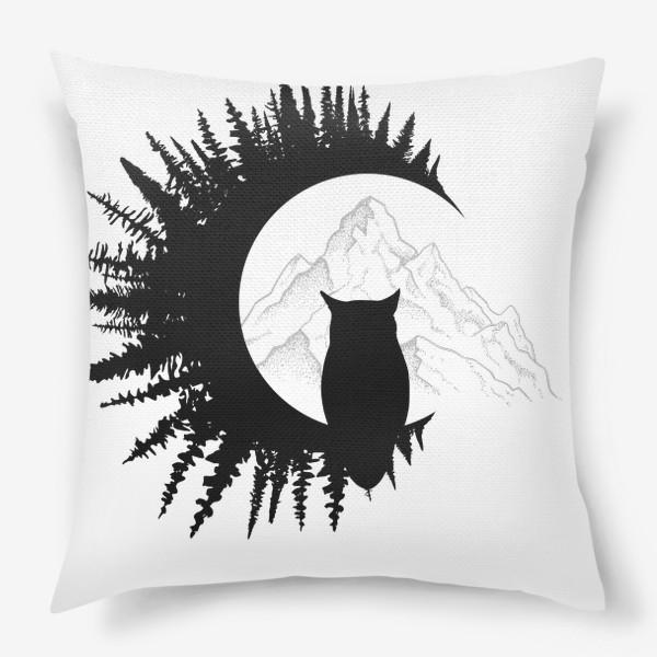 Подушка «Forest Owl»