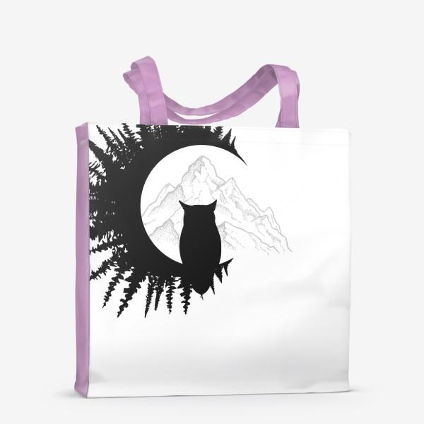 Сумка-шоппер «Forest Owl»