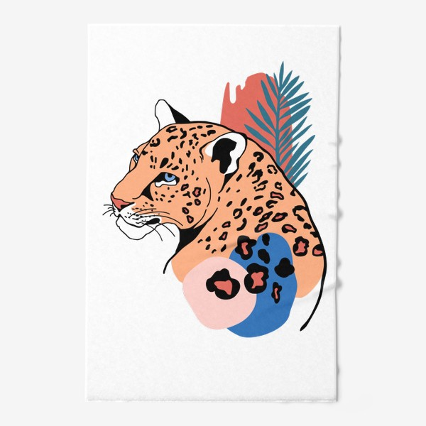 Полотенце «Леопард»