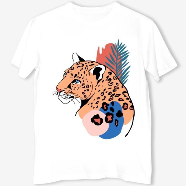 Футболка «Леопард»