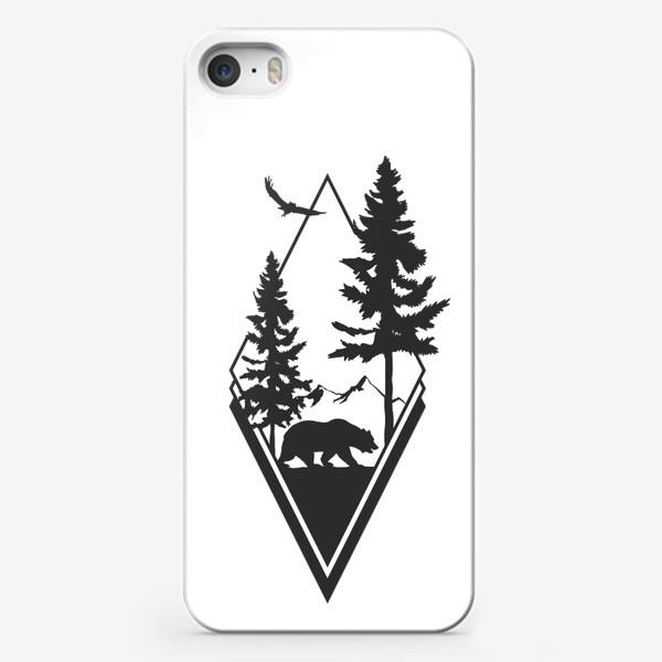 Чехол iPhone «Hike»