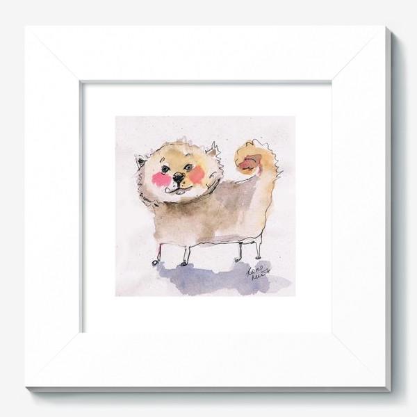 Картина «Пес»