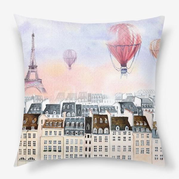 Подушка «Paris»