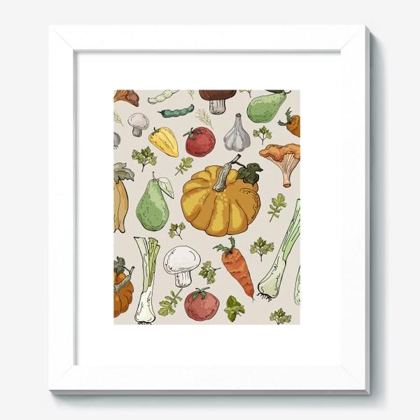 Картина «Овощное разнообразие»