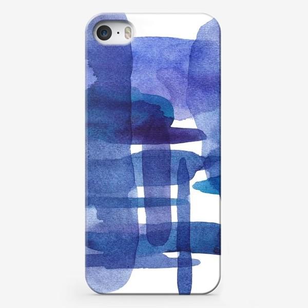 Чехол iPhone «Акварель. Абстракция»
