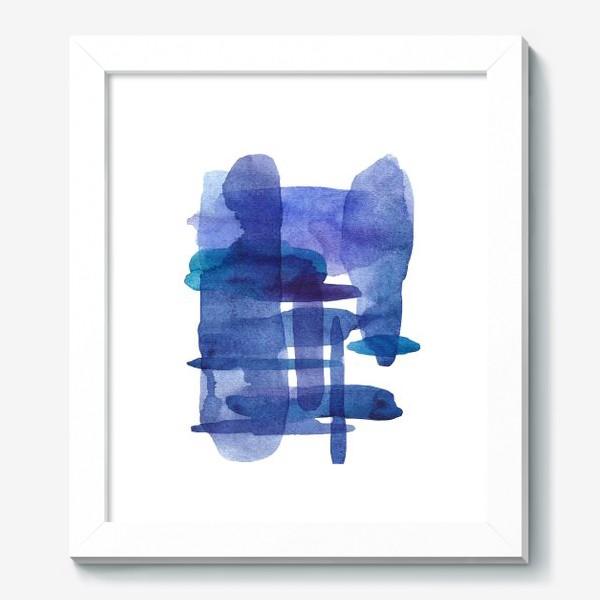 Картина «Акварель. Абстракция»