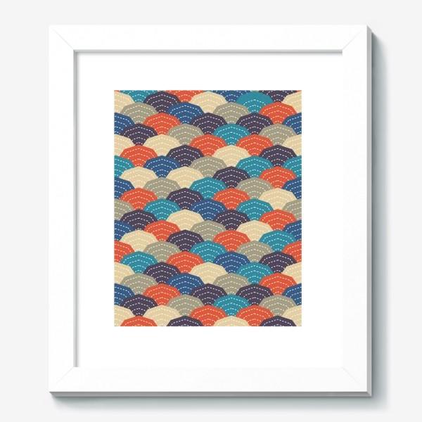 Картина «Японское стёганное одеяло»