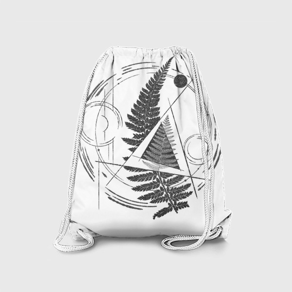 Рюкзак «Fern Abstract Tattoo»