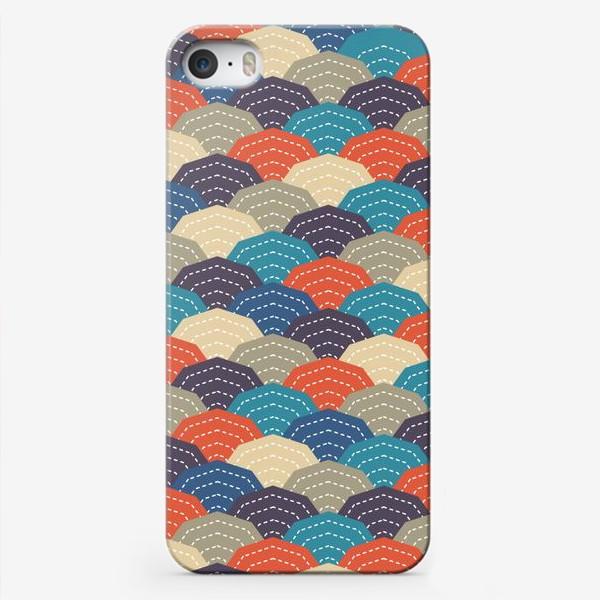 Чехол iPhone «Японское стёганное одеяло»