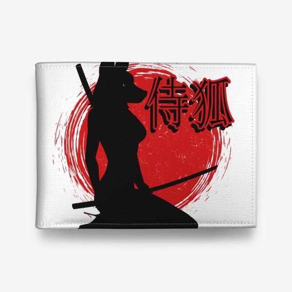 Кошелек «Samurai Lady Fox»