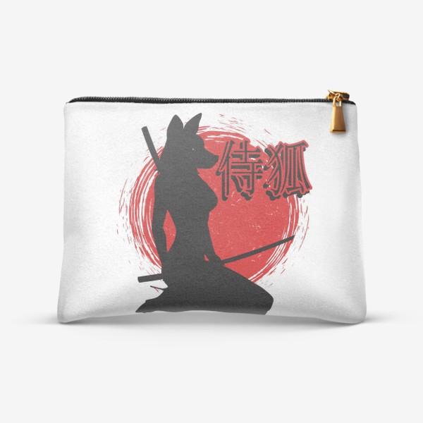 Косметичка «Samurai Lady Fox»