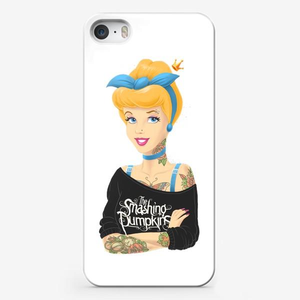 Чехол iPhone «Золушка»