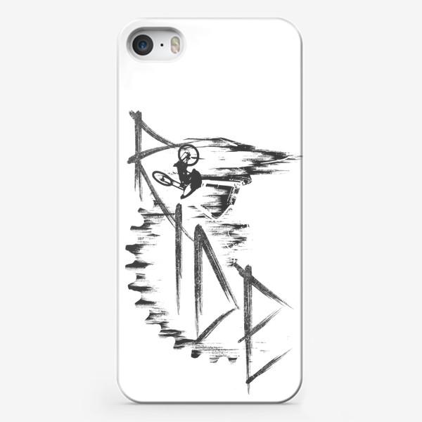 Чехол iPhone «MTB Ride»