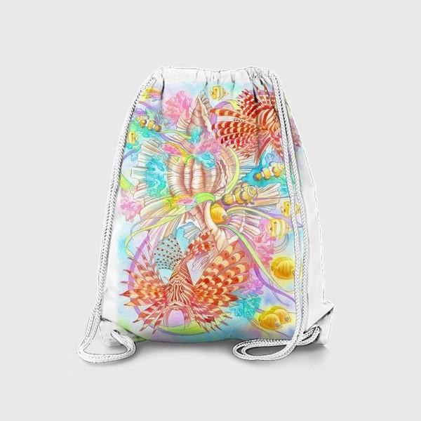 Рюкзак «Песнь моря»