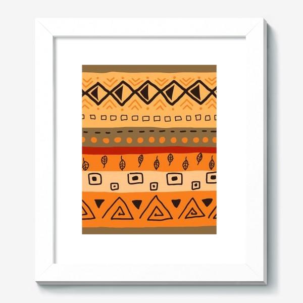 Картина «Ethnic Ornament»