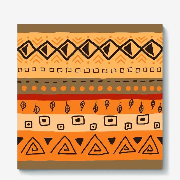 Холст «Ethnic Ornament»