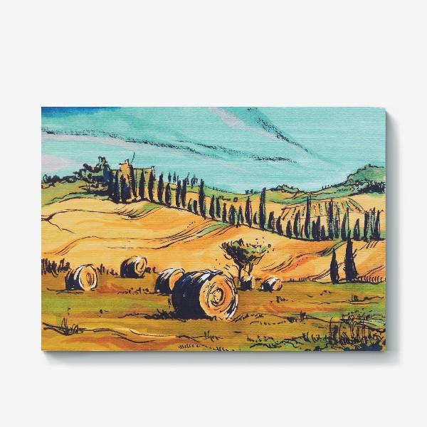 Холст «Toscana 3»