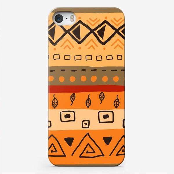 Чехол iPhone «Ethnic Ornament»