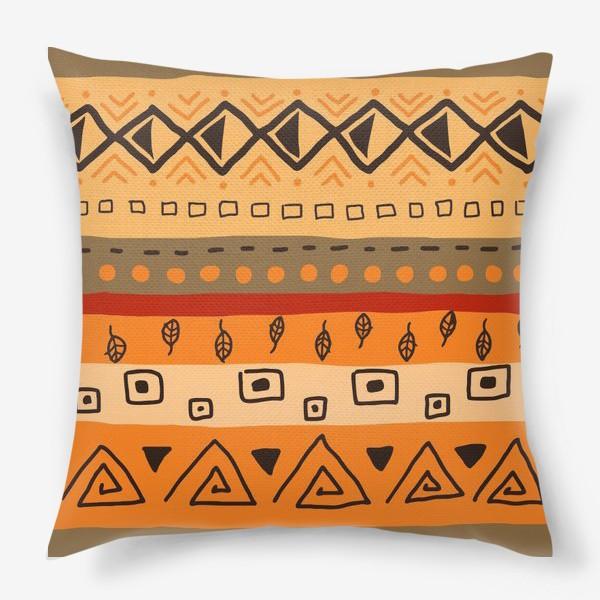 Подушка «Ethnic Ornament»