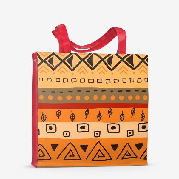 Сумка-шоппер «Ethnic Ornament»