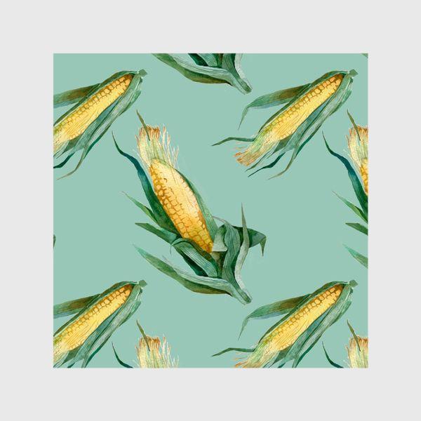 Шторы «Паттерн Кукуруза»