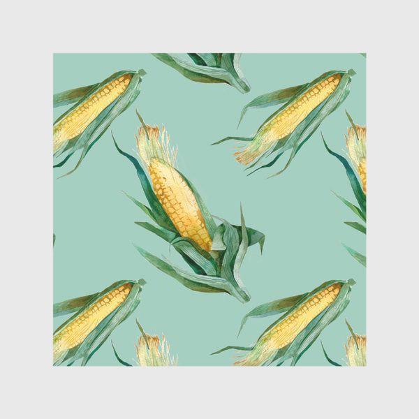Скатерть «Паттерн Кукуруза»