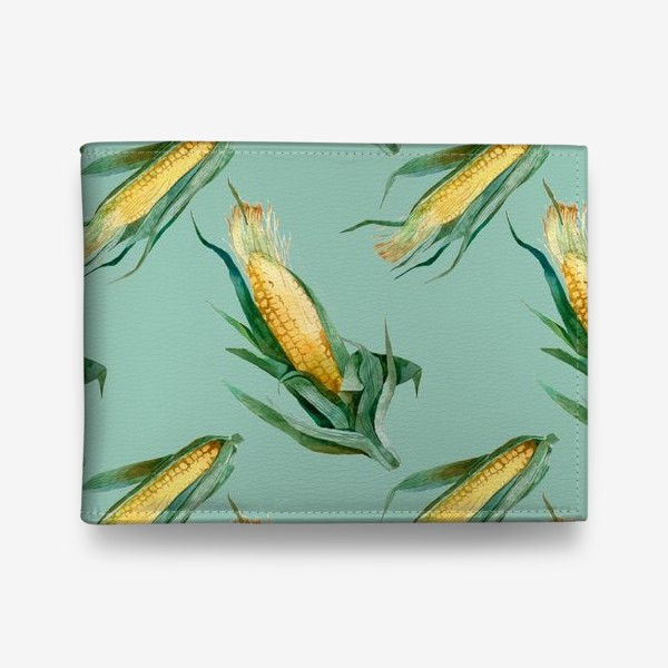 Кошелек «Паттерн Кукуруза»