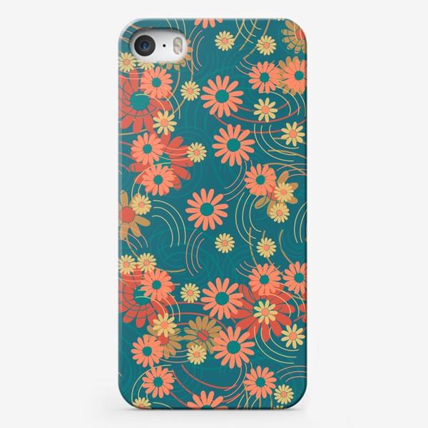 Чехол iPhone «Маргаритки»