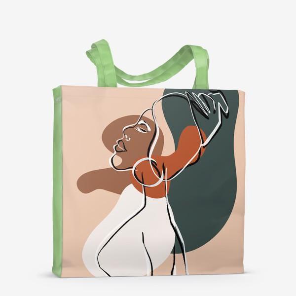 Сумка-шоппер «African»