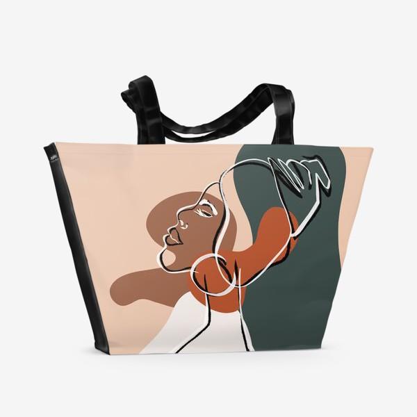 Пляжная сумка «African»