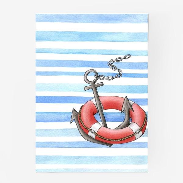 Постер «Морская тема»