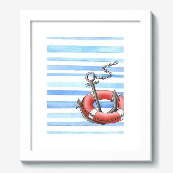 Картина «Морская тема»