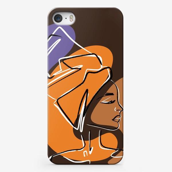 Чехол iPhone «Ethnic»