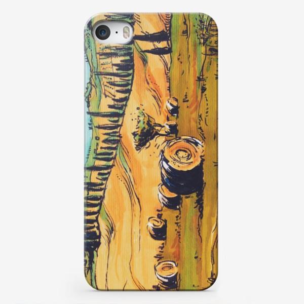 Чехол iPhone «Toscana 3»