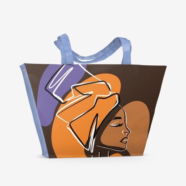 Пляжная сумка «Ethnic»