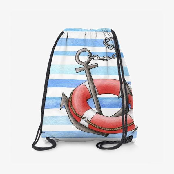 Рюкзак «Морская тема»