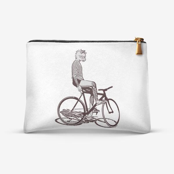 Косметичка «Underground Cat Biker»