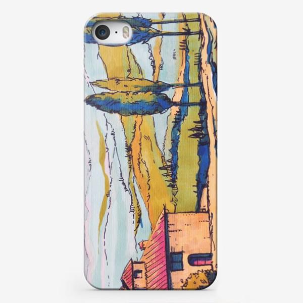 Чехол iPhone «Toscana 2»