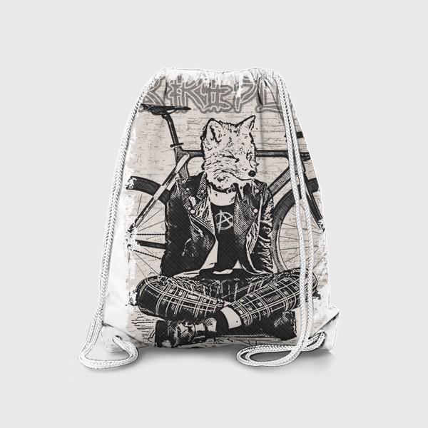 Рюкзак «Fox Punk Rider»