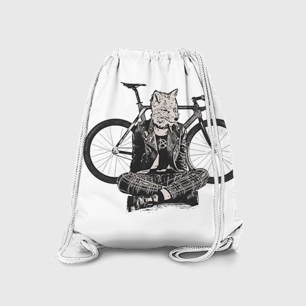 Рюкзак «Fox Punk Biker»