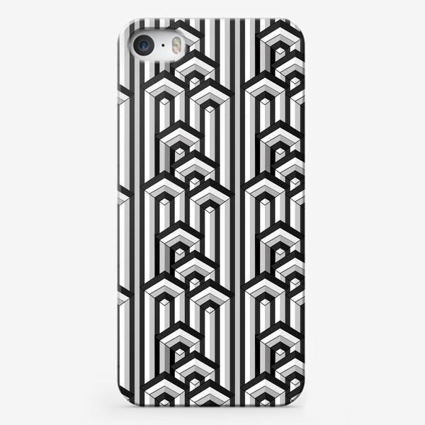 Чехол iPhone «Не простая геометрия, паттерн»