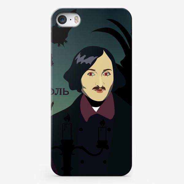 Чехол iPhone «Гоголь»