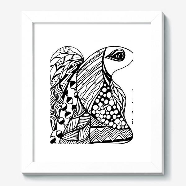 Картина «Птичий Ангел»